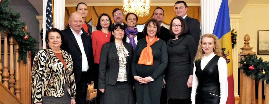 Embassy Hosts Round Table to Discuss Domestic Violence